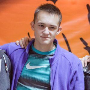Наумов Сергей, 16 лет
